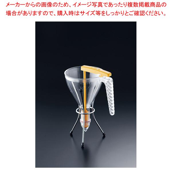 マトファ PCデポジッター(スタンド付) 116601 0.75L 【ECJ】