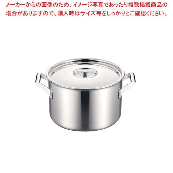 エレックマスター プロ 両手深鍋 27cm 【ECJ】