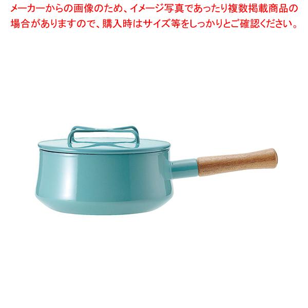 ダンスク コベンスタイル 片手鍋 18cm ティール【 片手鍋 】 【ECJ】
