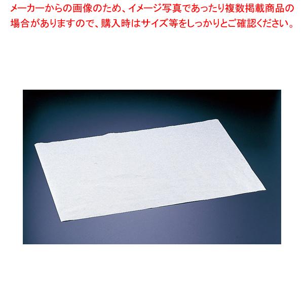 両面シリコン加工耐油紙 クッキングシート (500枚入)大 H4060A 【ECJ】