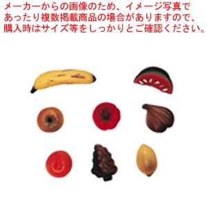 デコレリーフ シリコンモルド 0300 ミックスフルーツ 8PCS【 デコレーション器具 お菓子作り 】 【ECJ】