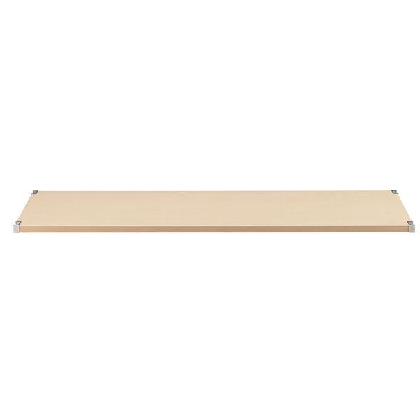 KWフラットシェルフ棚板 木製ライト BC285A35L12 【ECJ】