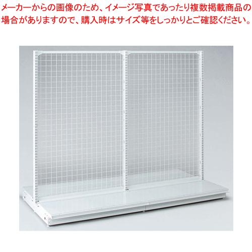 ゴンドラ什器 メッシュタイプ 両面900用 Bタイプ【 メーカー直送/代引不可 】 【ECJ】