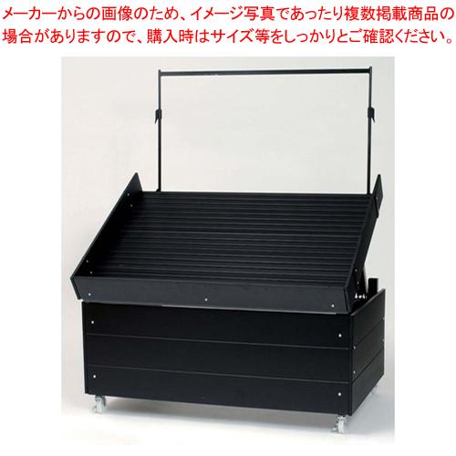 ディスプレイテーブル(天板樹脂仕様) LT-120セット【 メーカー直送/代引不可 】 【ECJ】