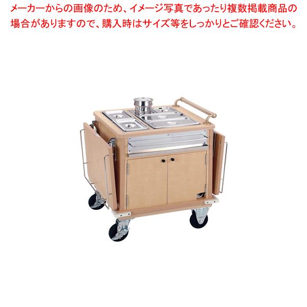 ユニットケア用ケータリングワゴン 10人対応型【ECJ】【厨房用品 調理器具 料理道具 小物 作業 】