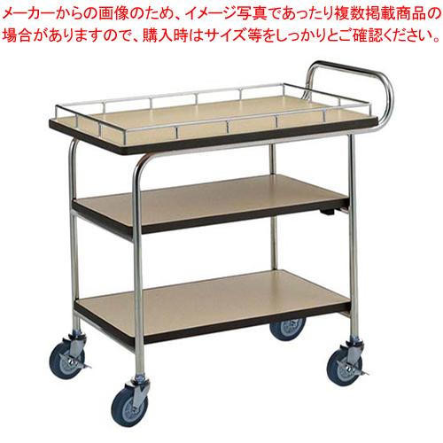 SAサービスワゴン D-51(抗菌仕様) 【ECJ】【サービスワゴン 食品運搬台車 】