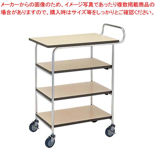 SAサービスワゴン E-51(抗菌仕様) 【ECJ】【サービスワゴン 食品運搬台車 】