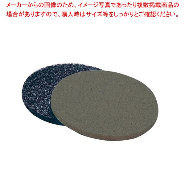 CP-12K用シックラインフロアパッド (5枚入) 緑【 メーカー直送/代引不可 業務用 床清掃用品 ポリシャー 名調 】 【ECJ】