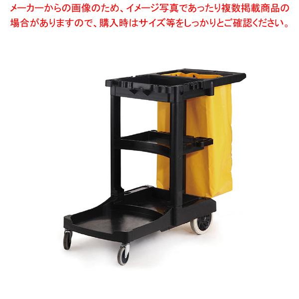 トラスト クリーニングカート 5011 【ECJ】