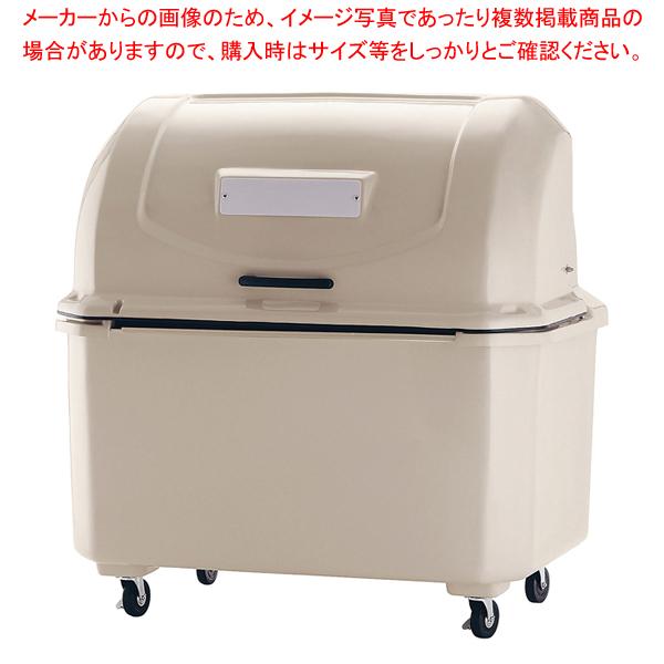 ワイドペール FR1000 キャスター無【 ゴミ箱 ゴミステーションボックス 】 【ECJ】