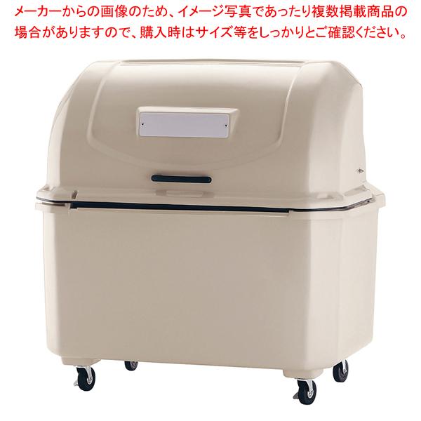 ワイドペール FR1000 キャスター付【 ゴミ箱 ゴミステーションボックス 】 【ECJ】