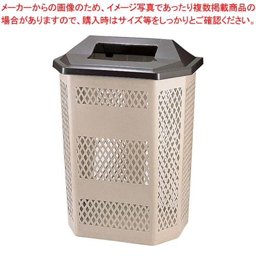 サンクリーンボックス A-2(中蓋無)【 ゴミ箱 屋外専用くず入 ダストボックス 屋外 】 【ECJ】