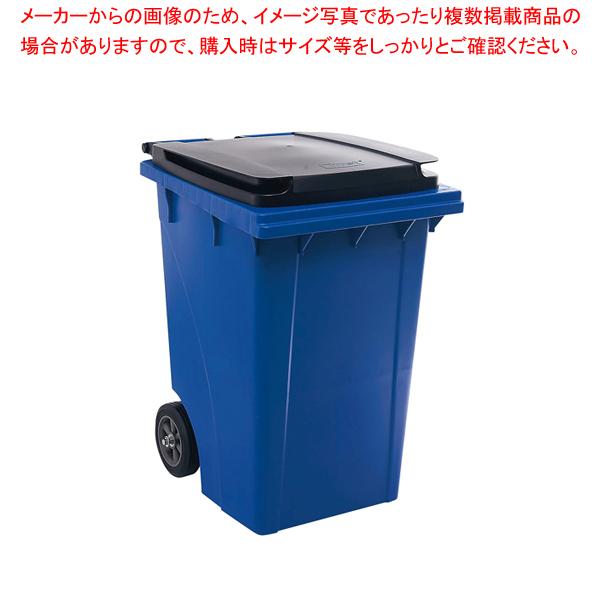 トラスト ロールアウトコンテナ 1021 190L ブルー 【ECJ】