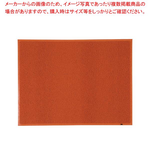 3M スタンダードクッション(裏地つき) 900×1200mm 赤【 玄関用マット 】 【ECJ】