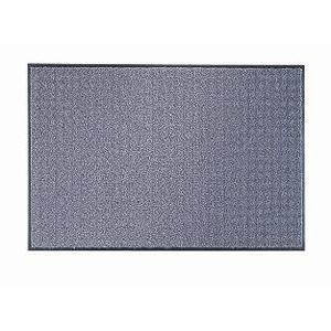 エコフロアーマット 900×1500 グレー【 玄関入口用マット 】 【ECJ】