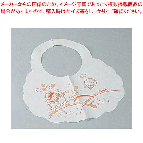 使いすて さっとエプロンS メルヘン 紙製・子供用(3000枚入)【 エプロン用品 】 【ECJ】
