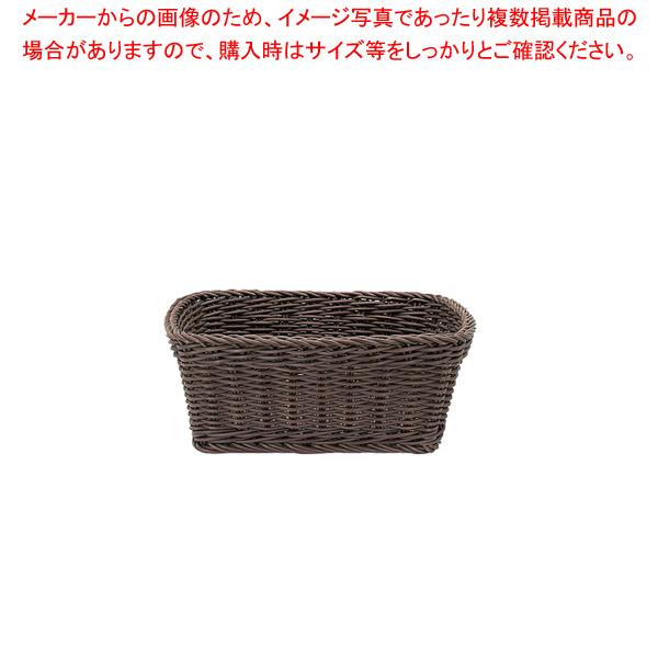 シナリオ 樹脂バスケット 31 ブラウン 9377906 【ECJ】