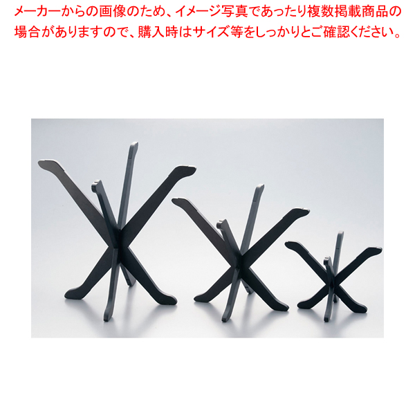 テーブルクラフト 折りたたみ式ライザー 3点セットRFTT3BK 【ECJ】