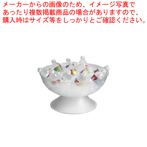 キャンブロ パンチボール PPB18(17.6l)【ECJ】【食器 パンチボール パンチボウル 】