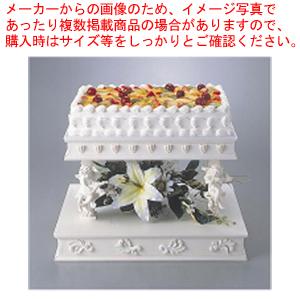 フレッシュ角型ケーキスタンド プラザ FB200【 メーカー直送/代引不可 】 【ECJ】