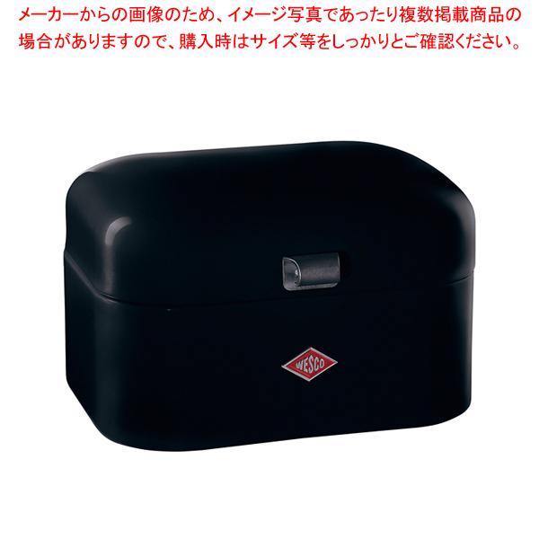 ウエスコ グランディ ブレッドボックス M ブラック 【ECJ】