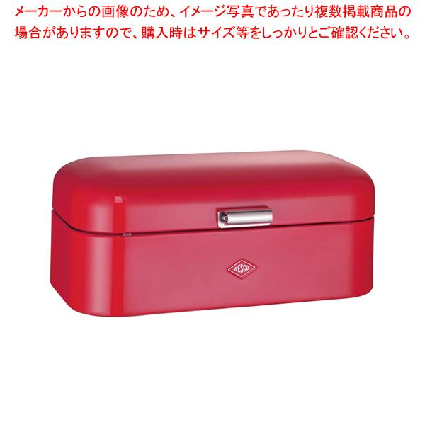 ウエスコ グランディ ブレッドボックス L レッド 【ECJ】
