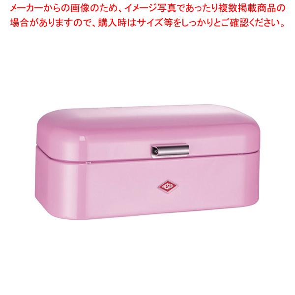 ウエスコ グランディ ブレッドボックス L ピンク 【ECJ】