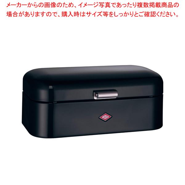 ウエスコ グランディ ブレッドボックス L ブラック 【ECJ】