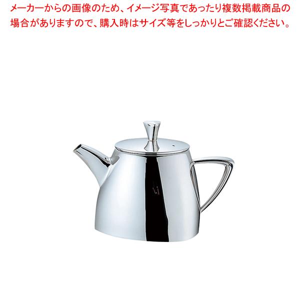 UK18-8トライアングルシリーズ ティーポット 5人用【 コーヒーポット 】 【ECJ】