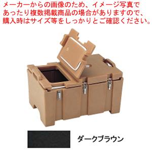 キャンブロカムキャリアー100MPCHL ダークブラウン【 フードキャリア 台車 カート 】 【ECJ】