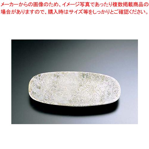石器 角小判皿 YSSJ-015 30cm 【ECJ】