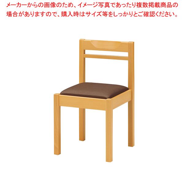 和風椅子 SCW-3040・NB・AL 【ECJ】