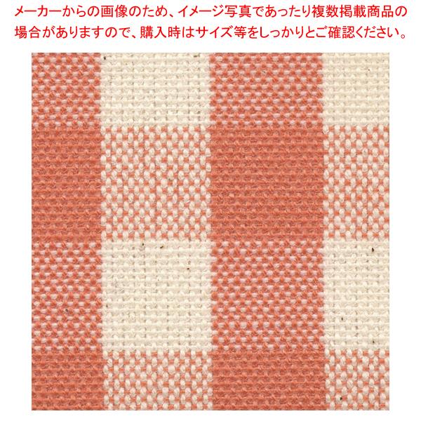 テーブルクロス FS1101 1.46×1.5m コーラルP【ECJ】<br>【メーカー直送/代引不可】