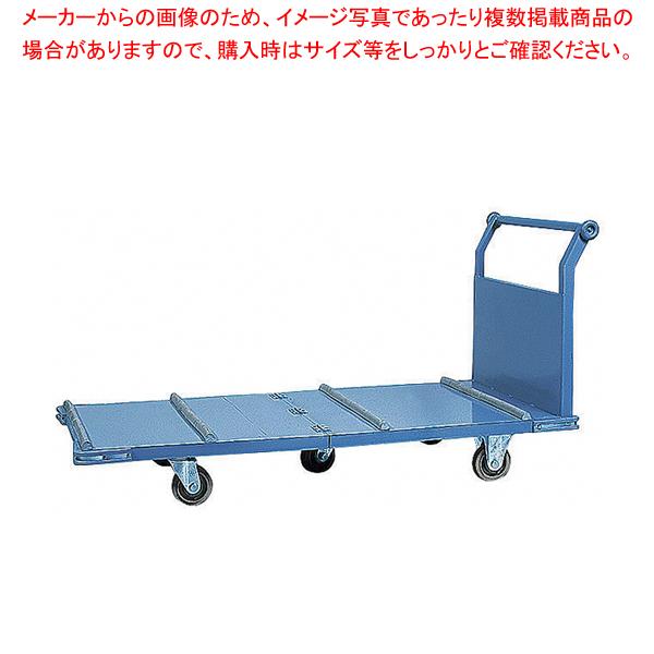 角テーブルワゴン(平積み用) SB-28L 【ECJ】