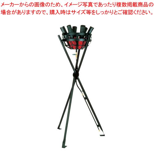 【ECJ】 】 招きかがり火 ガス用 メーカー直送/代引不可 KS-101 LPガス【