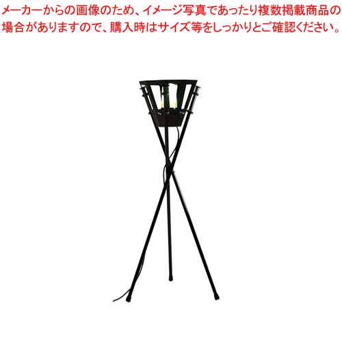 演出用かがり火 松明 (2台1組) 専用ろうそく式 SX-001 【ECJ】