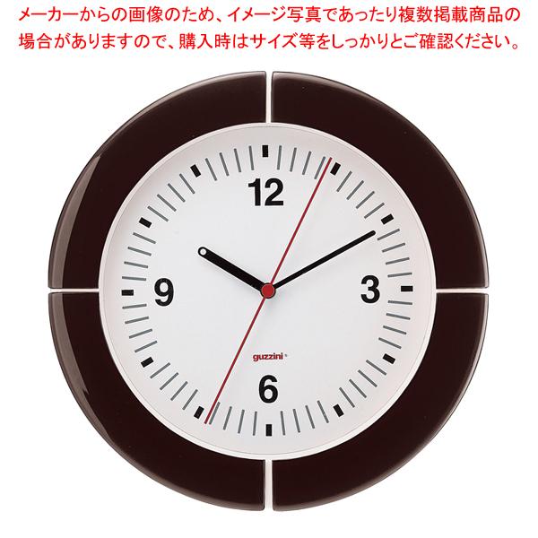グッチーニ ウォールクロック 2895.0022 グレー 【ECJ】