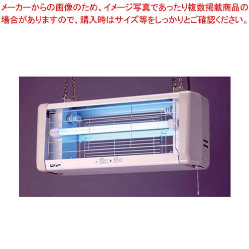 ピオニー電撃殺虫器(屋外用) αー200型 【ECJ】