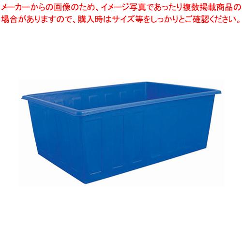 ポリエチレンタンク 角型槽 KH-2000【 メーカー直送/代引不可 】 【ECJ】