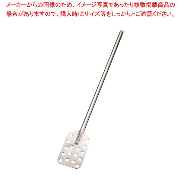 マトファ 18-10穴明ロングスパテュラ 112015 【ECJ】