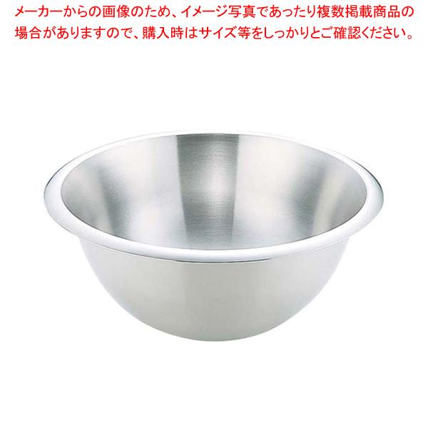 マトファ 18-10丸底ボール 703040 40cm【ECJ】【キッチンボウル 】 【ステンレス ボウル 】