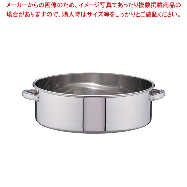 SA18-8手付洗桶 48cm 【ECJ】