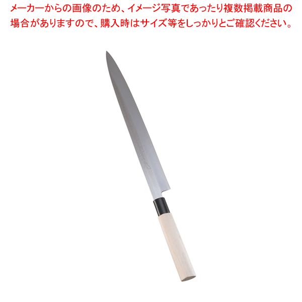 堺實光 特製霞 刺身(片刃) 30cm 34404 【ECJ】