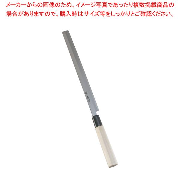 堺孝行 霞研 蛸引 24cm 【ECJ】