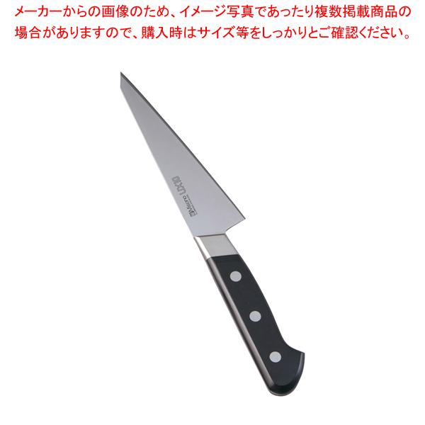 ミソノUX10 骨スキ角型 (鳥魚庖丁) No.741 14.5cm 【ECJ】