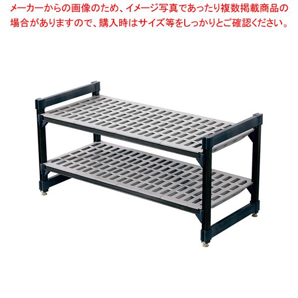 TR 540型固定式シェルビング2段 760×H600 【ECJ】