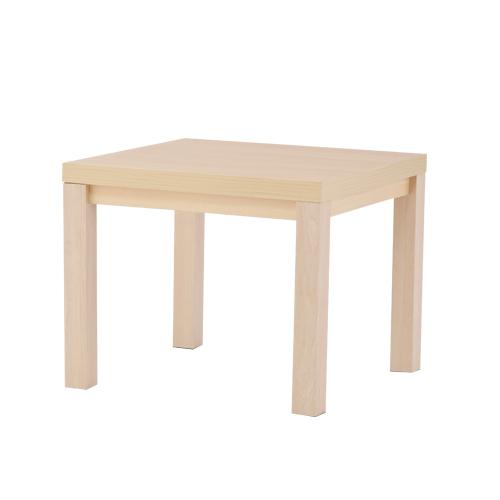 応接サイドテーブル ナチュラル 【ECJ】