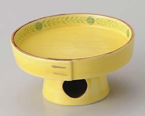 【まとめ買い10個セット品】和食器 ミ007-017 三方型高台刺身鉢【キャンセル/返品不可】【ECJ】