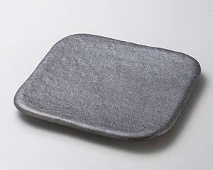 【まとめ買い10個セット品】和食器 ワ180-177 鉄ペーパーパレット25cm角盛皿【キャンセル/返品不可】【ECJ】