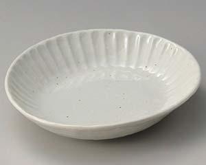 【まとめ買い10個セット品】和食器 タ305-217 ソギ新彩ボタ楕円皿【キャンセル/返品不可】【ECJ】